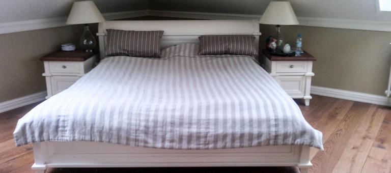 Meble do sypialni na wymiar - DrewKol